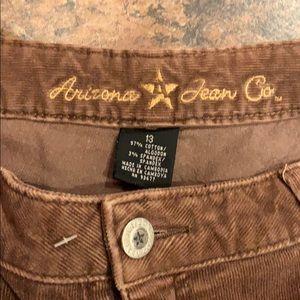 Arizona corduroy pants
